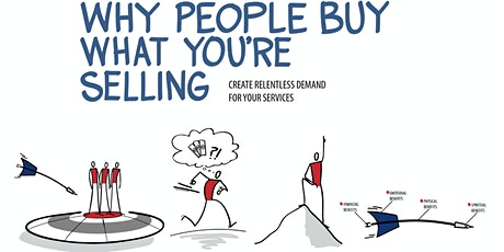 Why People Buy What You're Selling - for Insurance Professionals tickets