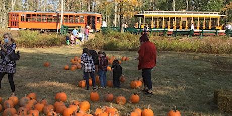Pumpkin Patch Trolley tickets