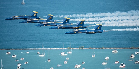 Air and Water Show Booze Cruise on Sunday, August 22 tickets