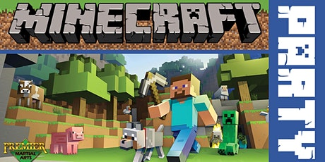 MINECRAFT PARTY Parent's Night Out tickets