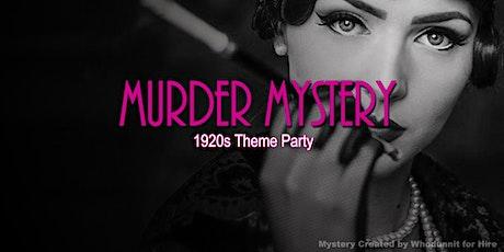 Murder Mystery Party - Harper's Ferry WV tickets