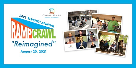 """7th Annual Oakland Ramp Crawl """"Reimagined"""" tickets"""