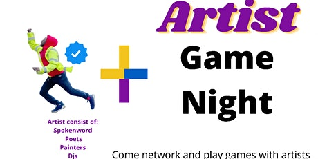 AntMuteMorgan Artist Game Night tickets