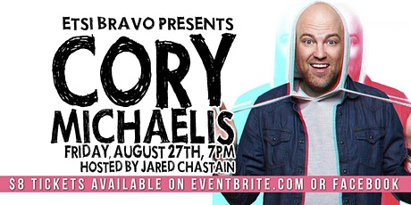 Comedian Cory Michaelis Live tickets