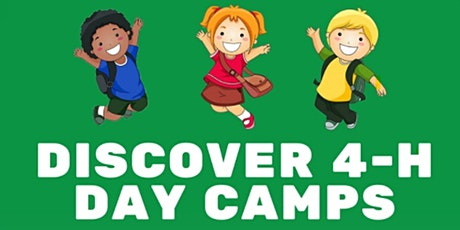 Discover 4-H Day Camp - West Vancouver tickets