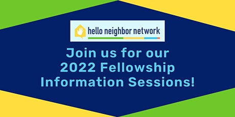 2022 Network Fellowship Information Sessions tickets