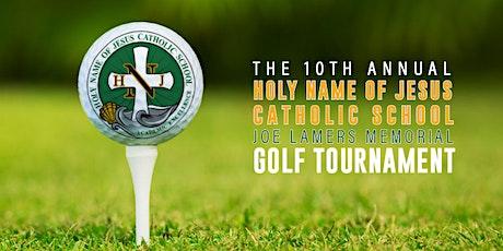 HNJ Golf Tournament 2021 tickets