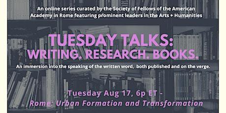 SOF Gatherings: Tuesday Talks tickets