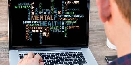MHFA Adult Mental Health First Aid course tickets