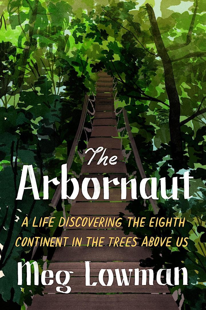 """Meg Lowman Book Launch """"The Arbornaut"""" image"""