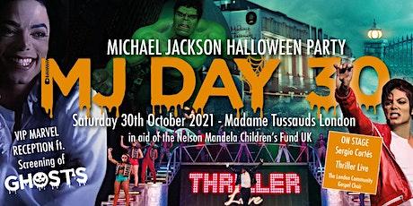 MJ Day 30th Anniversary tickets