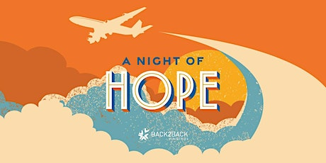 A Night of Hope 2021 tickets