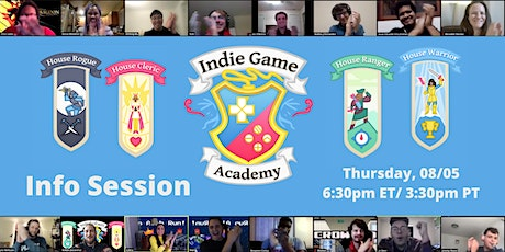 Indie Game Academy Level 2: Create two games in one month biglietti