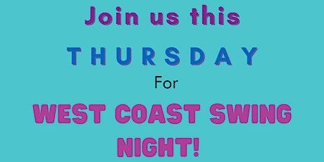Thursday Westie tickets