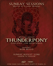 Sunday Sessions with Thunderpony tickets