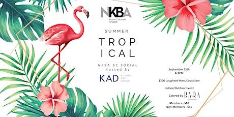 NKBA BC Summer Social tickets