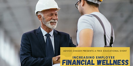 Increasing Employee Financial Wellness tickets