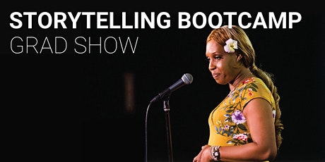 Storytelling Bootcamp  Grad Show tickets