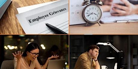 Employee Relations Essentials billets