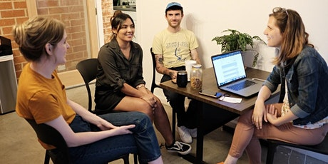 Creative Meet Up: work, talk, meet some cool people. tickets
