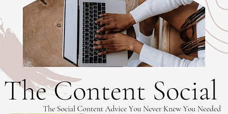 The Content Social tickets