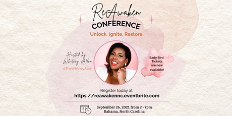 ReAwaken Conference tickets