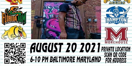 Black To School College Tour Baltimore Edition tickets