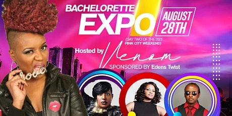 Bachelorette Expo tickets