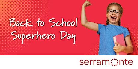 Back to School Superhero Day tickets