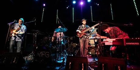 MAXWELL FRIEDMAN GROUP @ P44P's CHANGING SEASONS COMMONS CONCERT SERIES tickets