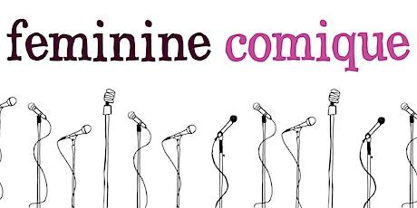 We're Back!:  A Fem Com Alum Show - September edition tickets