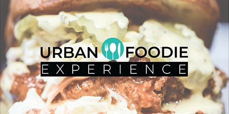[Halloween Edition] Urban Foodie Experience- Food Festival tickets