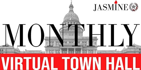 August Town Hall w/ Rep. Crockett tickets