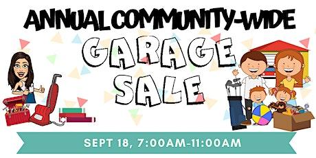 2021 Community Wide Garage Sale_Sept 18 tickets