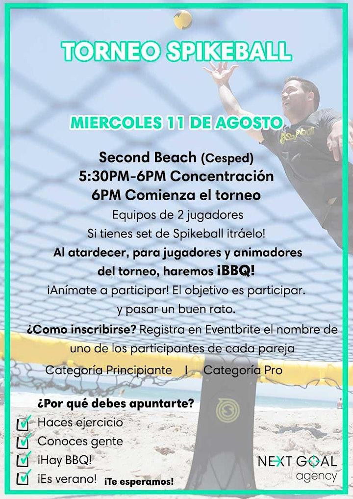 Torneo Spikeball - Next Goal Agency image