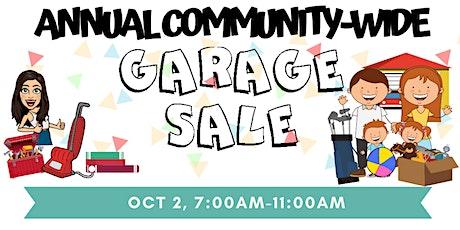 2021 Community Wide Garage Sale_Oct 2 tickets