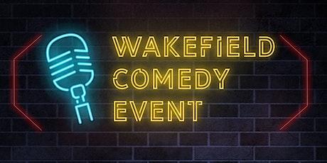 Wakefield Comedy Event with Headliner Brad Mastrangelo tickets
