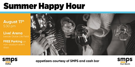 SMPS Summer Happy Hour tickets
