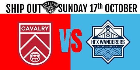 BUS ONLY - Oct 17,  CAVS vs HFX WANDERERS tickets