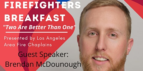 """Firefighters  """"Two Are Better Than One""""  Breakfast tickets"""