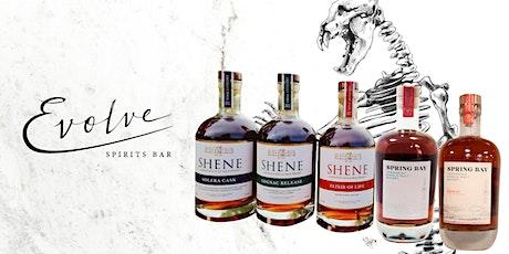 Evolve Spirits Bar Whisky Masterclass tickets