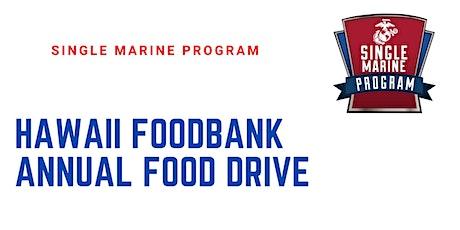 SM&SP Hawaii Foodbank Annual Food Drive tickets