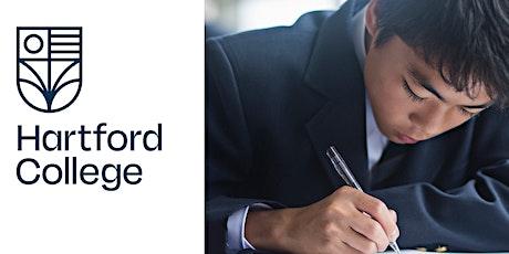 Hartford College Information Evening for 2022 Enrolments tickets