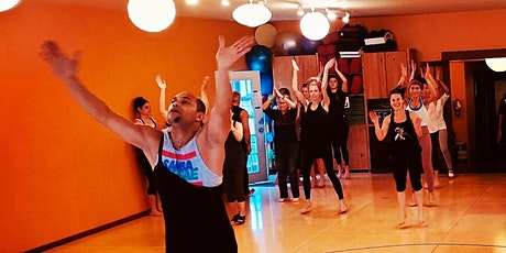 Brazilian Dance Fusion with Bahia In Motion: In Person and Virtual tickets