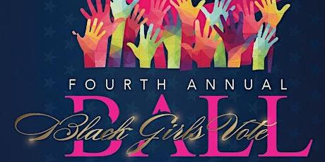 Fourth Annual Black Girls Vote Ball tickets