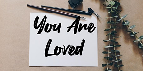 """Self-Discovery through Creative Writing (Workshop) - """"You Are Loved"""" tickets"""