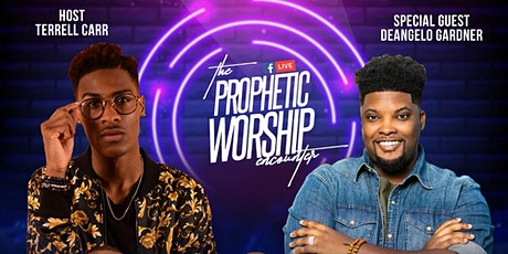 The Prophetic Worship Encounter Pre - Launch Service tickets