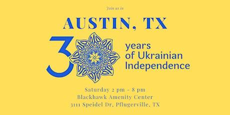 Ukraine's Independence Day Celebration in Austin, TX tickets