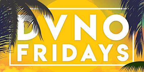 DVNO Fridays at Vanity SF - FREE Guestlist tickets