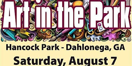 Art in the Park - Dahlonega tickets
